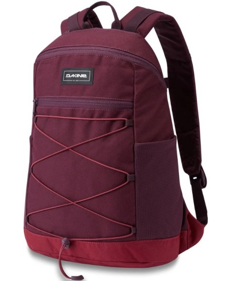 Рюкзак Dakine WNDR PACK 18L garnet shadow