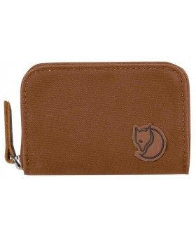 Кошелек Fjallraven Zip Card Holder Chestnut