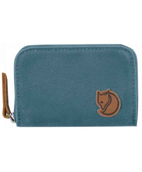 Кошелек Fjallraven Zip Card Holder Dusk