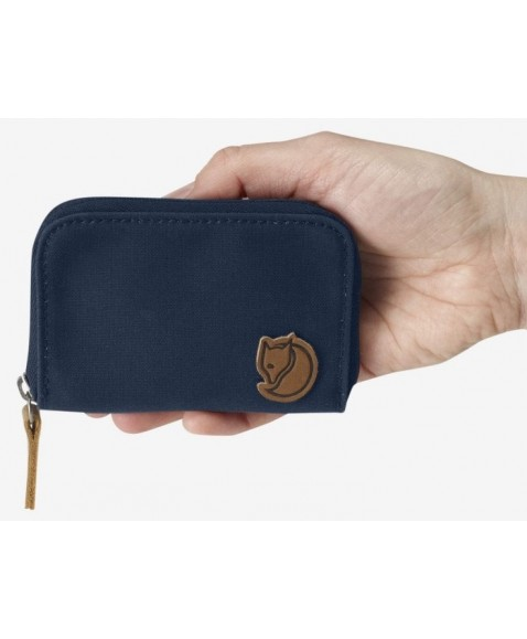 Кошелек Fjallraven Zip Card Holder Green