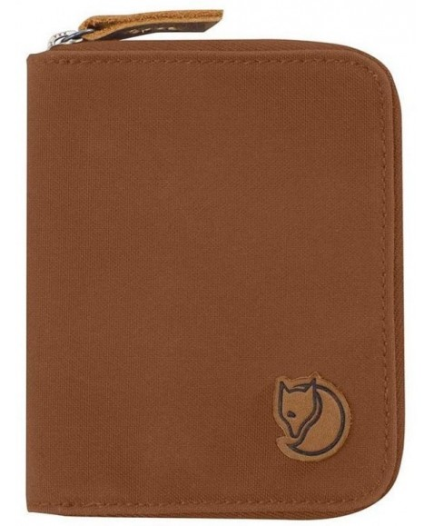 Кошелек Fjallraven Zip Wallet Chestnut