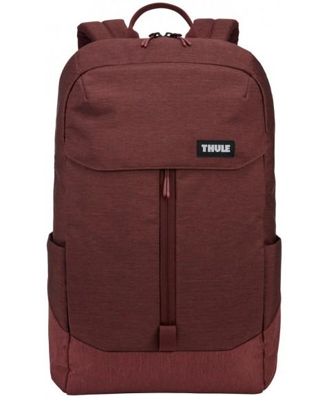 Рюкзак Thule Lithos 20L Backpack (Dark Burgundy)
