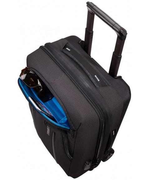 Чемодан на колесахThule Crossover 2 Carry-On 36L (Black)