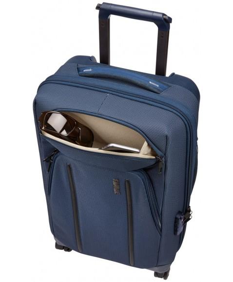 Чемодан на колесахThule Crossover 2 Carry-On Spinner 35L (Dress Blue)