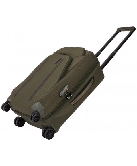 Чемодан на колесахThule Crossover 2 Carry-On Spinner 35 L (Forest Night)