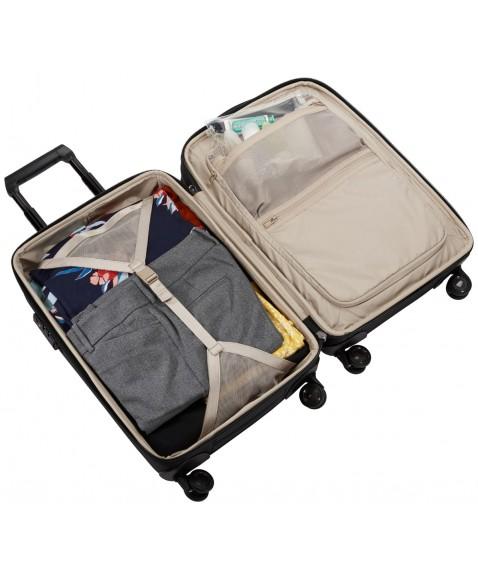 Чемодан на колесах Thule Spira Carry-On Spinner with Shoe Bag 35L (Black)