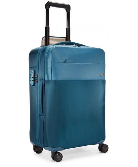 Чемодан на колесах Thule Spira Carry-On Spinner with Shoe Bag 35L (Legion Blue)