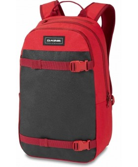 Рюкзак Dakine URBN MISSION PACK 22L deep crimson