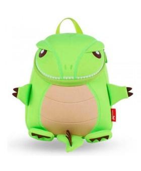 Рюкзак детский Большой Зелёный Динозаврик