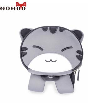 Рюкзак детский Серый Котик Средний