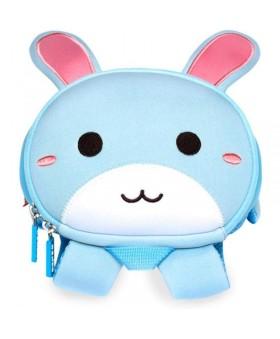 Рюкзак детский Зайка Маленький Голубой