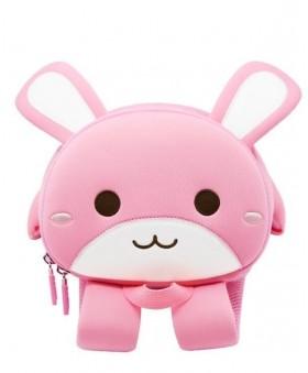Рюкзак детский Зайка Средний Розовый