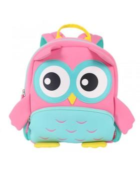 Рюкзак детский Сова Розовая