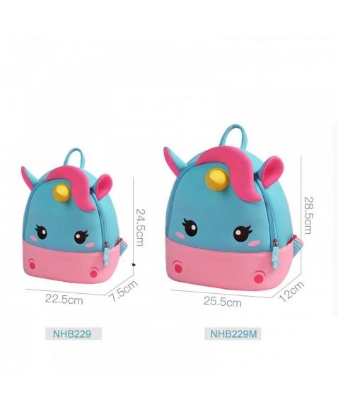 Рюкзак детский Единорог Радужный Маленький