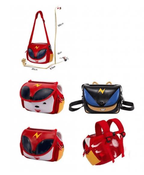 Сумка - рюкзак детская Супер Соник