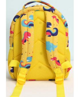 Рюкзак детский Парк драконов Маленький Желтый
