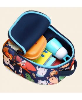 Рюкзак детский Веселый Зоопарк Синий