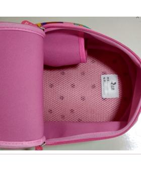 Рюкзак детский Веселый Зоопарк Розовый