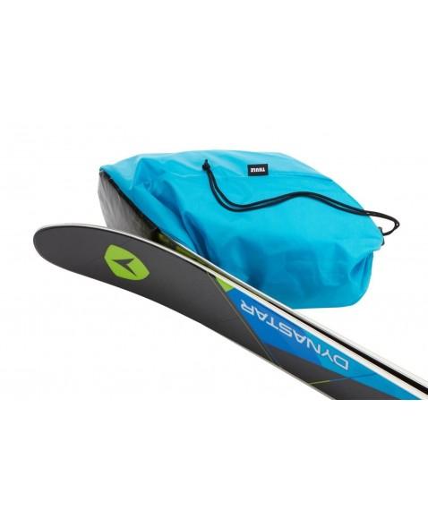 Чехол на колесах для лыж Thule RoundTrip Ski Roller 192cm (Poseidon)