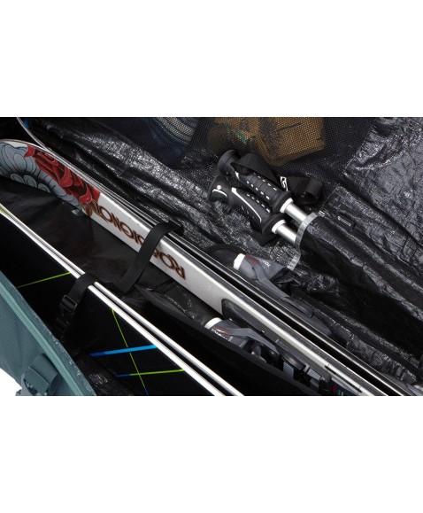 Чехол на колесах для лыж Thule RoundTrip Ski Roller 175cm (Dark Slate)