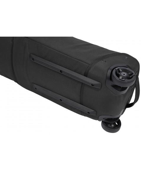 Чехол на колесах для сноуборда Thule RoundTrip Snowboard Roller 165cm (Black-Brown)