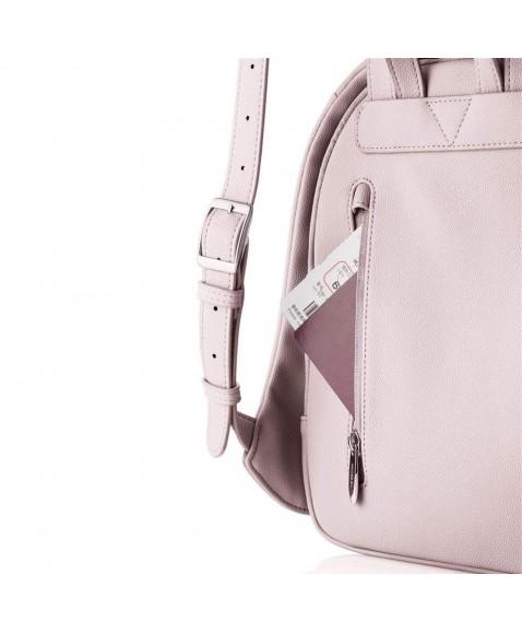 Рюкзак антивор XD Design Bobby Elle anti-theft backpack, pink