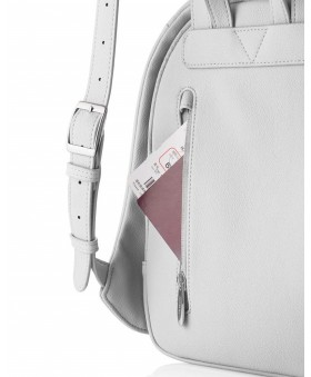 Рюкзак антивор XD Design Bobby Elle Anti-theft lady backpack, light grey