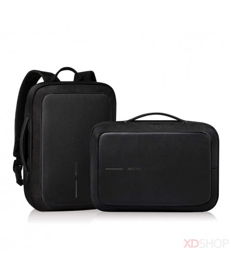 Рюкзак антивор XD Design Bobby Bizz, черный