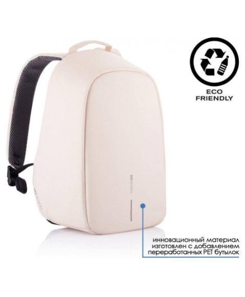 Рюкзак антивор XD Design Bobby Hero Spring, кремовый