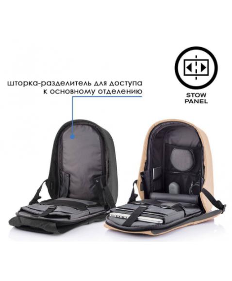 Рюкзак антивор XD Design Bobby Hero Spring, розовый
