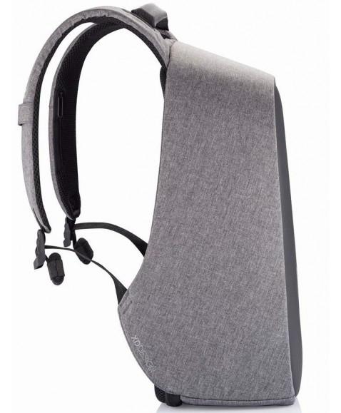 Рюкзак антивор XD Design Bobby Hero XL, серый
