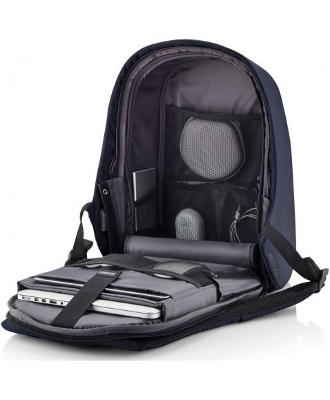 Рюкзак антивор XD Design Bobby Hero XL, темно-синий