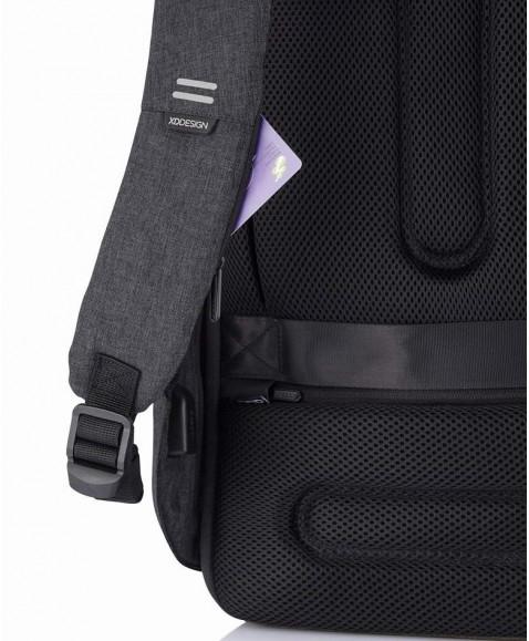 Рюкзак антивор XD Design Bobby Hero XL, черный