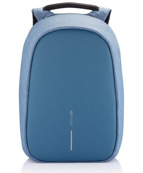Рюкзак антивор XD Design Bobby Hero, голубой