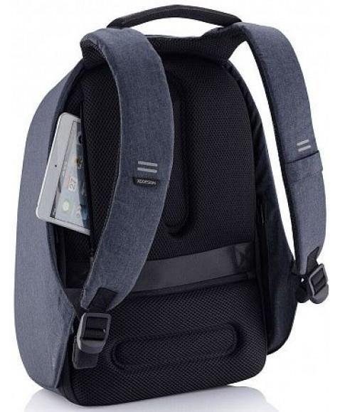 Рюкзак антивор XD Design Bobby Hero, темно-синий
