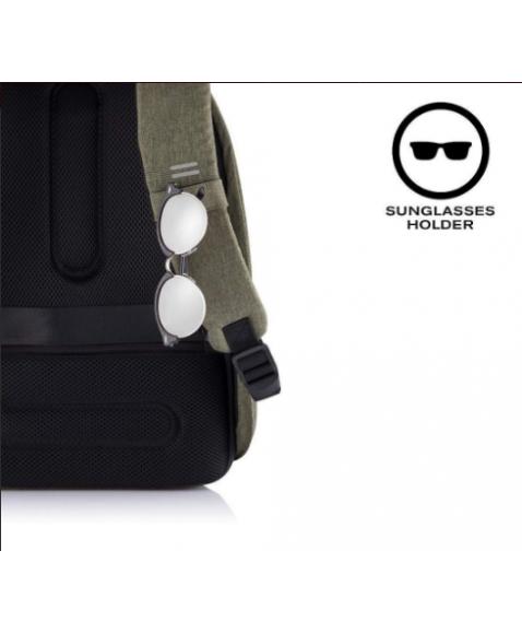 Рюкзак антивор XD Design Bobby Hero, черный