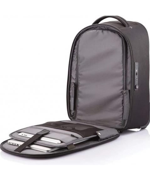 Рюкзак антивор XD Design Bobby Trolley, черный
