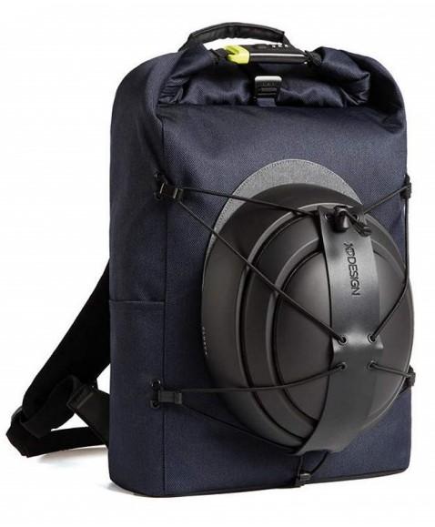 Рюкзак антивор XD Design Bobby Urban Lite, синий