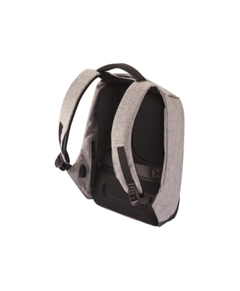 Рюкзак антивор XD Design Bobby XL, серый