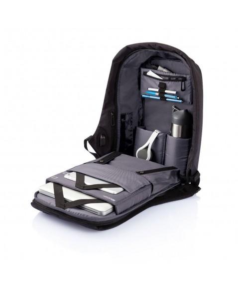 Рюкзак антивор XD Design Bobby, черный