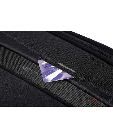 Рюкзак антивор XD Design Bobby Bizz, синий