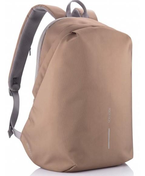 Рюкзак антивор XD Design Bobby Soft Anti-Theft, коричневый