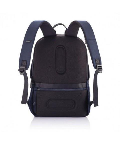 Рюкзак антивор XD Design Bobby Soft Anti-Theft, синий