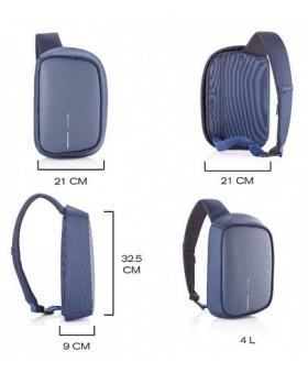 Сумка антивор XD Design Bobby Sling, синий