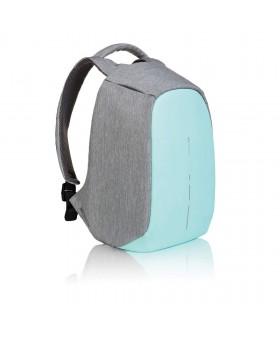 Рюкзак антивор XD Design Bobby Compact, бирюза