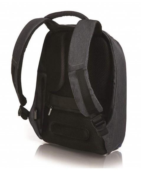 Рюкзак антивор XD Design Bobby Compact, розовый