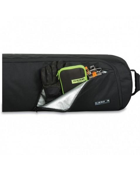 Чехол для лыж на колесах Dakine FALL LINE SKI ROLLER BAG 175 black