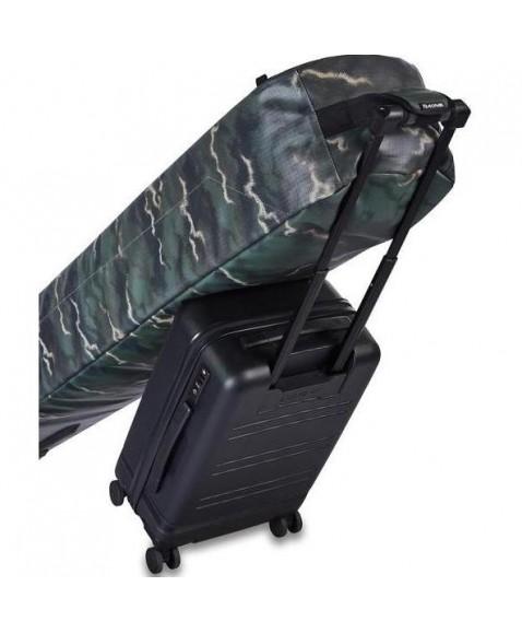 Чехол для лыж на колесах Dakine FALL LINE SKI ROLLER BAG 175 olive ashcroft coated