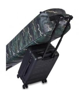 Чехол для лыж на колесах Dakine FALL LINE SKI ROLLER BAG 190 olive ashcroft coated