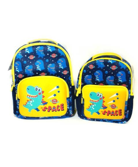 Рюкзак детский Космические драконы Большой